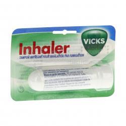 Vicks inhaler Tube de 1 tampon