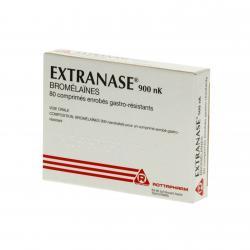 Extranase 900 nk Boîte de 80 comprimés