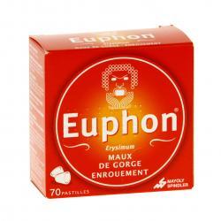 Euphon Boîte de 70 pastilles
