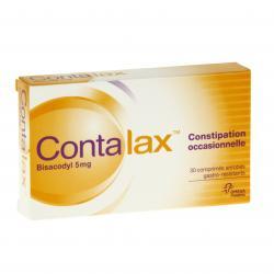 Contalax Boîte de 30 comprimés