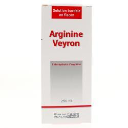 Arginine veyron Flacon de 250 ml