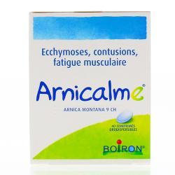 Arnicalme Boîte de 40 comprimés