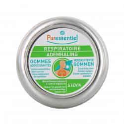 PURESSENTIEL Respiratoire gommes adoucissantes Boîte de 45 g