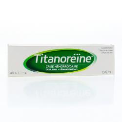 Titanoréine Tube de 40 g