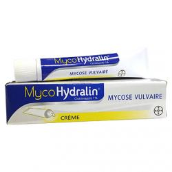 Myco hydralin crème Tube 20g