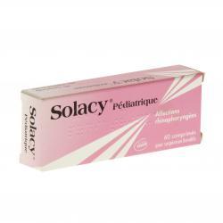 Solacy pédiatrique Boîte de 60 comprimés
