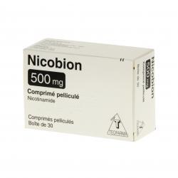 Nicobion comprimé 500 mg Boîte de 30 comprimés