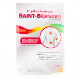 SAINT-BERNARD Emplâtre américain grand-modèle 190 x 30cm