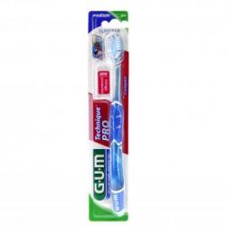 Brosse à dents Technique Pro medium compacte - modèle 528