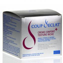 crème confort+ texture riche pot 50ml