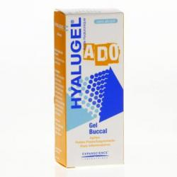 EXPANSCIENCE Hyalugel ado gel buccal tube 20ml