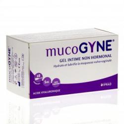 IPRAD Mucogyne gel intime non hormonal 8 unidoses de 5ml