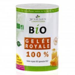Gelée royale bio stimulant et tonifiant pot 30g