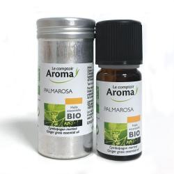 Palmarosa - Huile essentielle Bio - 10ml