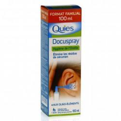 Docuspray hygiène de l'oreille spray 100ml