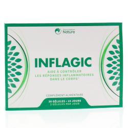 PHARMA NATURE Inflagic boîte 30 gélules