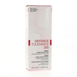 Defence tolerance 200 crème base ultra-protectrice et fortifiante peaux hypersensibles et intolérantes 50ml