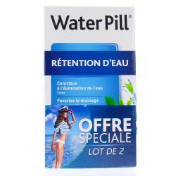 NUTREOV WaterPill rétention d'eau aux extraits végétaux lot 2 boîtes 30 comprimés