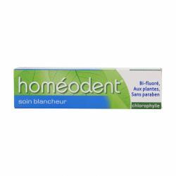 HOMEODENT Soin blancheur tube 75ml