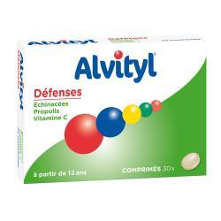ALVITYL DEFENSES CPR 30