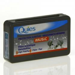 Protection auditive music boite de 2 unites