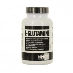 L-Glutamine acide aminé semi-essentiel - 84 gélules