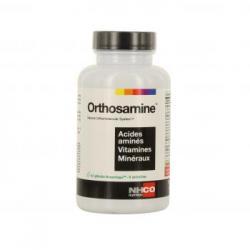 Orthosamine Acides aminés, Vitamines, Minéraux - 42 gélules