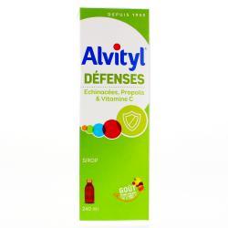 ALVITYL DEFENSES SIROP 240ML