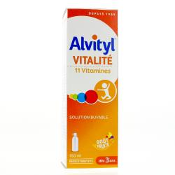 ALVITYL SOL BUV MULTIV FL 150ML