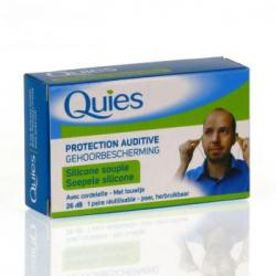 Protection auditive avec cordon anti-bruit - 1 paire