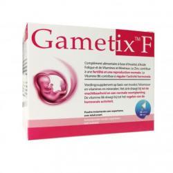 DENSMORE Gametix femme boîte de 30 sachets