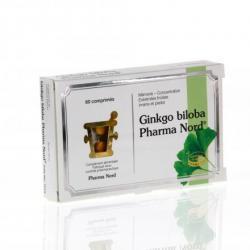 PHARMA NORD Ginko bilboa boîte de 60 comprimés Boîte de 60 comprimés
