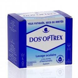 DOS'OPTREX Lavage occulaire 15 unidoses de 10ml 15 unidos de 10ml