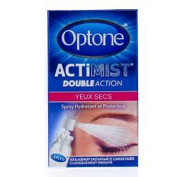 ActiMist 2 en 1 Spray Oculaire Yeux Secs 10ml
