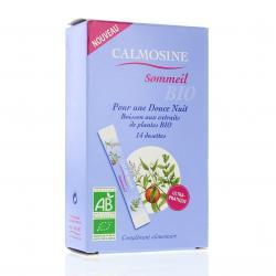 CALMOSINE Sommeil bio Boîte de 14 dosettes de 10ml
