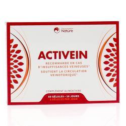 Activein boîte de 60 comprimés Boîte de 60 comprimés