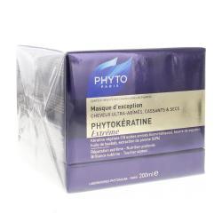 Phytokeratine extreme masque d'exception cheveux ultra abimes cassants et secs 200ml