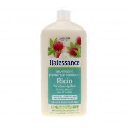 Shampooing reparateur fortifiant huile de ricin keratine 500ml