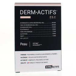 SYNACTIFS DERMActifs peau Boîte de 30 gélules
