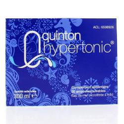 QUINTON Hypertonic Boîte de 30 ampoules