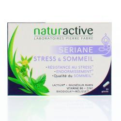 Seriane stress & sommeil Boîte de 30 gélules