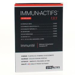 SYNACTIFS IMMUNActifs défenses immunitaires Boîte de 30 gélules