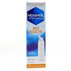 HEXAMER Hypertonique Flacon spray 100ml
