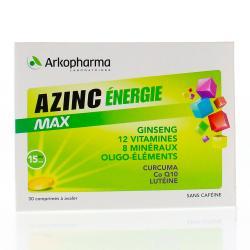 AZINC ENERGIE MAX CPR 30