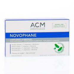 Novophane ongles et cheveux - 60 gélules