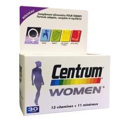 CENTRUM WOMEN CPR 30