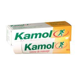 KAMOL CR MASSAGE TUB 100G