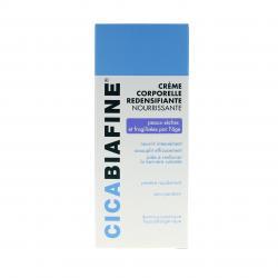 Crème corporelle redensifiante nourrissante - 150 ml