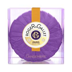 Savon parfumé - Boîte carton Gingembre 100 g