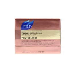 Phyto phytoelixir masque nutrition intense cheveux ultra secs 200ml